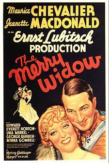 The Merry Widow (1934) MGM. Lubitch.