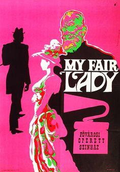 My Fair Lady (Konkoly, Gyula - 1966)