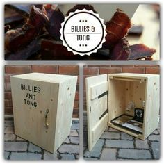 Billies and Tong are the biltong specialist providing all the products you need to make, spice, dry and cut your own biltong. Biltong, Backyard Kitchen, Healthy Recipes, Healthy Food, Dessert Recipes, Desserts, Spices, Rustic, Yui