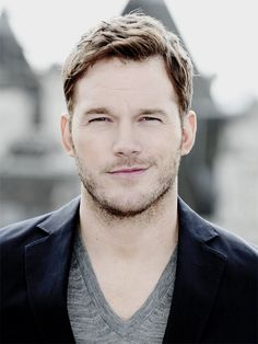 Chris Pratt attends the 'Guardians of the Galaxy' photocall on July 25, 2014 in London, England.