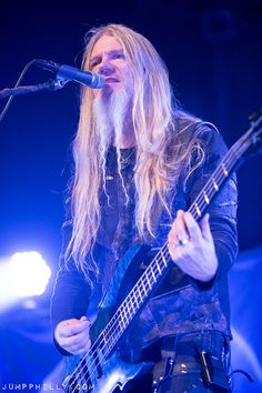 Marco Hietala from NIGHTWISH