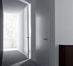 Puertas de diseño, puertas modernas sofisticadas y creativas para viviendas de lujo. Puerta interior modelo LCD 62, de Lualdi.