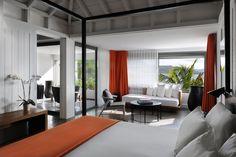 Ocean Suite - bedroom