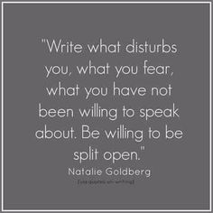 Writer Advice