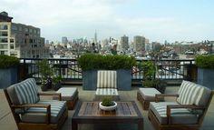 Inside 13 of New York City's Best Hotel Penthouses