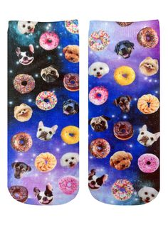 Dog Cravings Ankle Socks