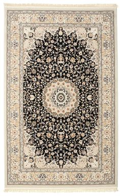 An oriental Nain Negin rug 300x192 made of PP Heatset/polyester and cotton warp - Find affordable rugs at RugVista.com £305