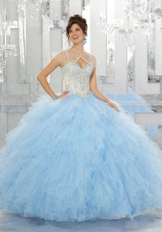 Quinceanera Dress  Vizcaya Collection - QuinceDresses.com #quincelebrations #elegantboutique #quince #morileedress #quincestyle #dresses  #centraljersey #fashion #style #outfit #womensstyle #womensfashion #clothes #fashionable #fashionillustration #womenfashion #clothingbrand