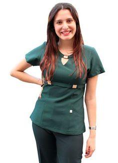 Chaqueta Parvularia Spa Uniform, Uniform Shop, Scrubs Uniform, Uniform Ideas, Staff Uniforms, Medical Uniforms, Medical Careers, Scrubs Outfit, Uniform Design