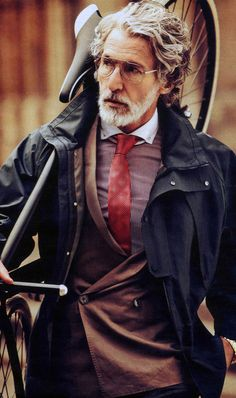 Suit and bike 6