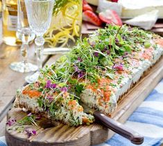 se - Part 4 Seafood Recipes, Cooking Recipes, Healthy Recipes, Swedish Recipes, Saveur, Fish And Seafood, Meals For The Week, Queso, Summer Recipes