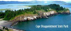 Cape Disappointment State Park - Long Beach Peninsula, Washington