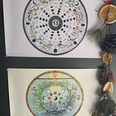 2021 Lunar Calendar / Wheel of the Year Moon Phases / | Etsy Moon Phase Astrology, Watercolor Print, Watercolor Paintings, Yin Energy, Full Moon Party, Free Recycle, Moon Phases, My Favorite Part, Stargazing