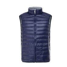 Tag a friend who would love this!|    Innovative arriving Men's sleeveless jacket Duck Down Vest Men Ultra Light Double Sided Zipper Puff Gilet Casual Reversible Warm Vests For men 3011 now at discount $US $39.39 with free delivery  you can purchase this excellent item plus a whole lot more at our site      Find it right now on this website…