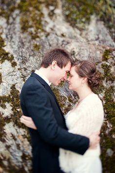 Tegan & Phillip's Norwegian Elopement | Intimate Weddings - Small Wedding Blog - DIY Wedding Ideas for Small and Intimate Weddings - Real Small Weddings
