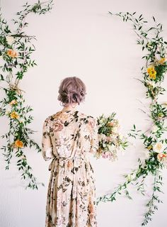 Styling & Design: Birds & Honey Photography: Justine Milton Florals: Fabloomosity