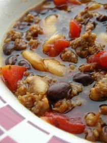 basil italian sausage soup more butter beans black beans italian ...