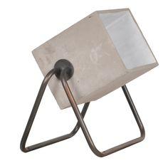 Zuiver Concrete Up Vloerlamp van Zuiver