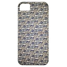 batik case 25 cover for iPhone 5/5S