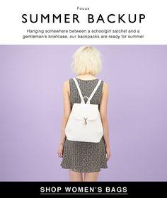 Urban Outfitters  Sub: Exclusive bags  Head:Ironica divertente e accattivante|!