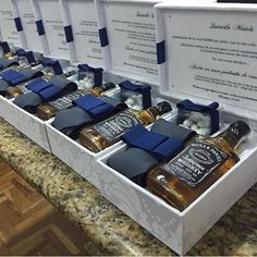 New wedding party suits groomsmen groomsman gifts ideas Wedding Gift Boxes, Gifts For Wedding Party, Party Gifts, Wedding Favors, Our Wedding, Dream Wedding, Wedding Invitations, Shower Invitations, Groomsmen Proposal