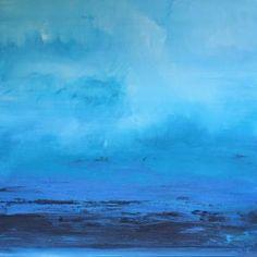 "Saatchi Art Artist Vineta Cook; Painting, ""Dreams of the Ocean"" #art"