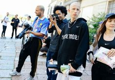 Phil Oh's Best Street Style From Milan's Spring '18 Menswear Shows