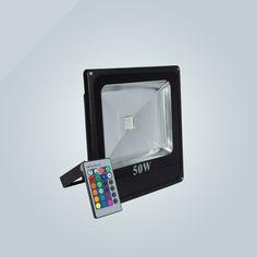 China led lighting manufacture and supplier,hot sale 50w led flood light,50w Color Changing LED Flood Light