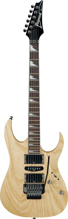 Ibanez RG470AHZ Electric Guitar (Natural Flat)