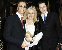 Robin, Dwina and RJ
