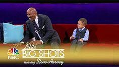 Little Big Shots - Little Ministry Leader (Episode Highlight) - YouTube