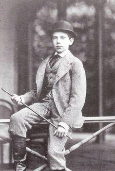 Crown prince Rudolph - Son of Empress Elisabeth