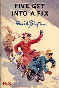 Series Synopsis: The Famous Five Books Famous Five Books, The Famous Five, Vintage Book Covers, Vintage Children's Books, Book Cover Art, Book Art, Enid Blyton Books, Ladybird Books, Books For Teens