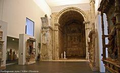 Museu Nacional Machado de Castro - Coimbra - Portugal