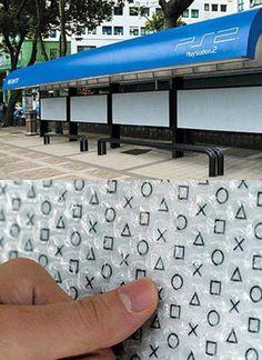 100 pensiline del bus che non ti aspetti