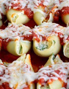 Recipe for Stuffed Shells