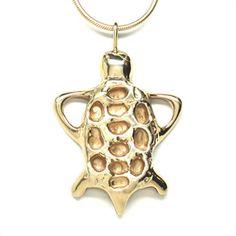 MB Michele Benjamin LLC Jewelry Design Women's 18K Gold Plated Tortoise Necklace Artistically Unique 18 Inch Long MB Michele Benjamin LLC Jewelry Design http://www.amazon.com/dp/B00PHYNEMU/ref=cm_sw_r_pi_dp_Eldbvb0HWAW0N