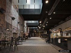 Auckland's Imperial Lane New Look // Fearon Hay | Afflante.com