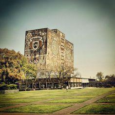 Biblioteca UNAM, México