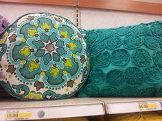 Pillows at Target