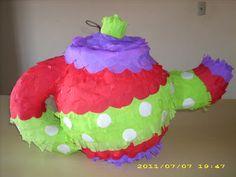 Mi Blog de Cumples: piñata