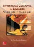 Ingebook - INVESTIGACIÓN CUALITATIVA EN EDUCACIÓN - Capítulo 9. Ética e investigación cualitativa: más allá del método
