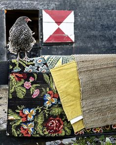 uit Libelle 08-2015 Farm Living Styling Moniek Visser Photography Sjoerd Eickmans