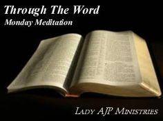 Visit LadyAJPMinistries.com and click on the Lady AJP Speaks tab to access audio and video meditations.