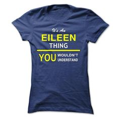 Its An EILEEN Thing 2015 Design - #band hoodie #tumblr sweater. SATISFACTION GUARANTEED => https://www.sunfrog.com/Names/Its-An-EILEEN-Thing-2015-Design-Ladies.html?68278