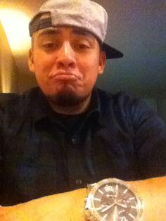 My sad face! Haha lol