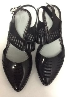 Melissa Magda + Jason Wu Ii - Womens Plastic Starwalker Sz 9 Black Sandals. Get the must-have sandals of this season! These Melissa Magda + Jason Wu Ii - Womens Plastic Starwalker Sz 9 Black Sandals are a top 10 member favorite on Tradesy. Save on yours before they're sold out!