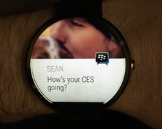 BBM Custom PINs + Android Wear Support rolling out in the next few days.  BlackBerry has announced that BBM will be getting an update that will rollout in the next few days, which will bring customisable PINs along with Android Wear support. [READ MORE HERE]