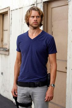 Eric Christian in NCIS: Los Angeles
