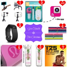 My TOP Favorite Fitness Gifts - Melissa Lepage